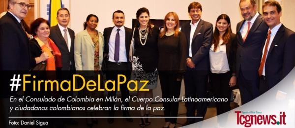 Consulado de Colombia en Milan